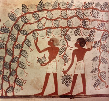 Nakht tomb painting